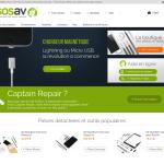 Sosav : Tutoriels pour réparation d'appareils mobiles