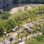 Actinidia : Location d'un mobil-home en sud Ardèche