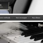 Méthode Bernachon : Cours de piano en ligne