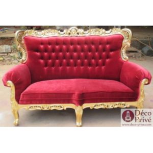 Banquette baroque Prince New