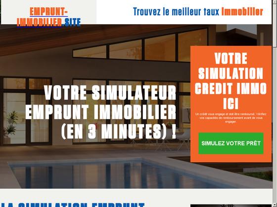 Emprunt Immobilier : utiliser un simulateur de crédit immobilier