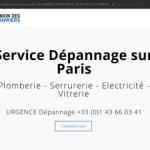 Plombier-repair : Les ouvriers de Paris à votre rescousse