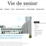 Viedesenior : Actualité sur la vie des seniors