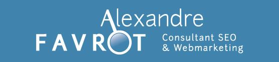 Alexandre Favrot : Consultant SEO & Webmarketing à Lyon