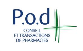 POD – Spécialiste de la vente et de l'achat de pharmacies