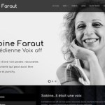 Sabinefaraut : Comédienne voix off à la voix posée