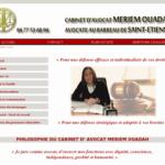 Meriem Ouadah : avocate au barreau de Saint-Etienne