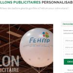 Ballon-publicitaire : spécialiste des ballons publicitaires personnalisables
