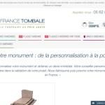 France Tombale : Entreprise en ligne des pompes funèbres