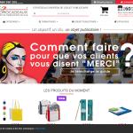 Promocadeaux : réseau européen de l'objet publicitaire