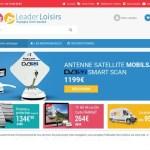 Leader Loisirs : spécialiste de la vente des camping-cars