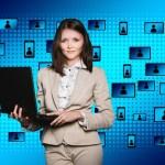 Ecommerce-concept : site d'actualité sur le webmarketing