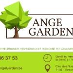 Ange Garden : entreprise de jardinage à La Louvière