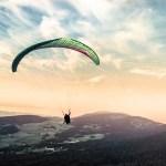 Aéroparapente : vol en parapente en Auvergne