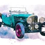 Paris-Trouville : rallye touristique de voiture ancienne