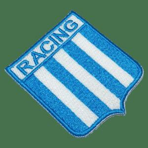 Racing Argentina Futebol Patch Bordado TIAR021