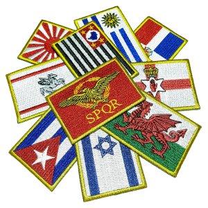 BPT BET 21 Bandeira Todos os Países e Estados Brasileiros