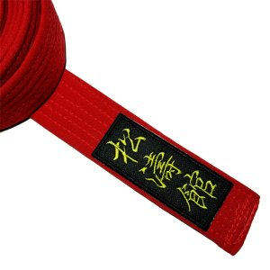Karate Shotokan Patch Bordado Termo Adesivo Para Kimono