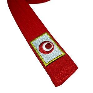 Bandeira Okinawa Japão Patch Bordada, passar a ferro costura