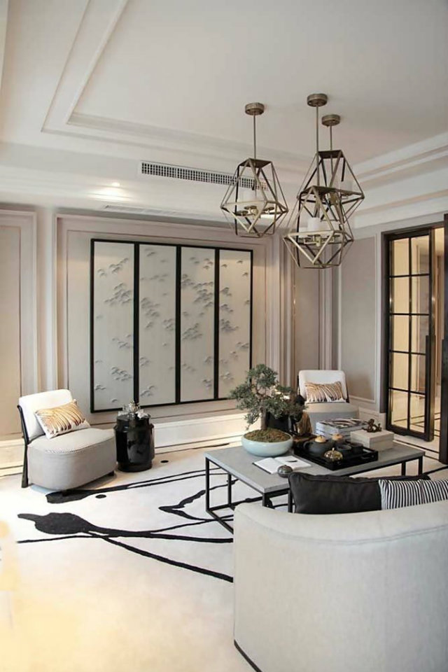 Interior Design Inspiration To Renovate Your Living Room