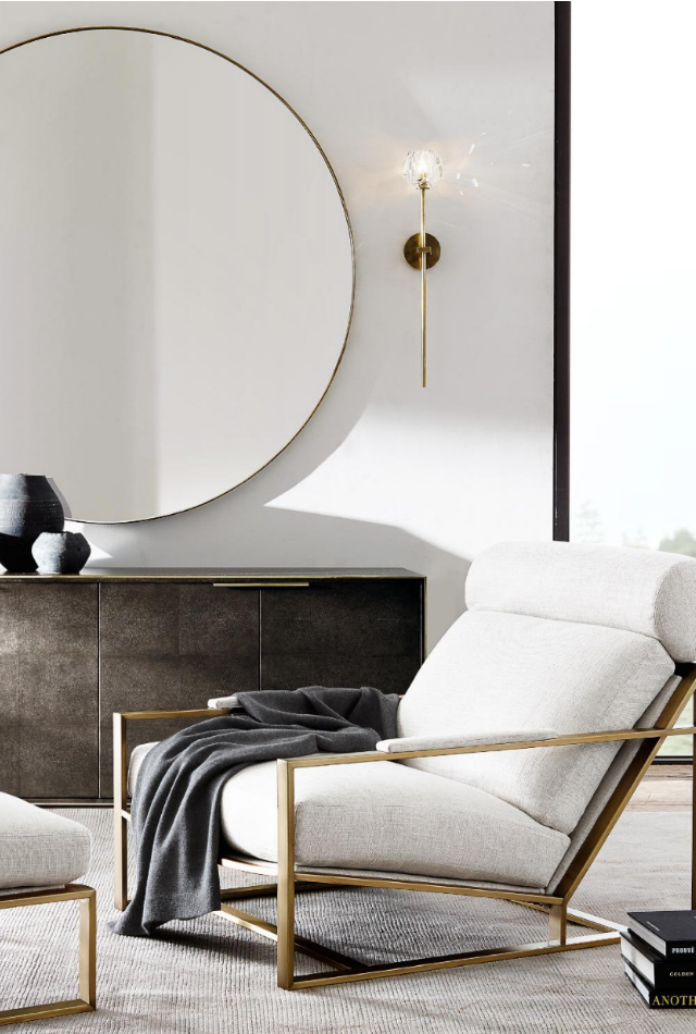 Sophisticated Contract Furniture Pieces By Restoration Hardware