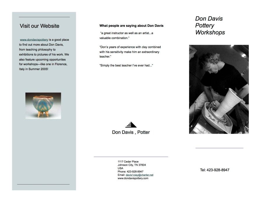 don brochure