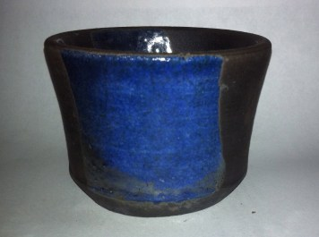 reduced in Sawdust, 3 coats of glaze