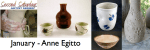 Anne Egitto – January Second Saturday Artist