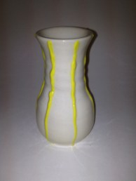 Yellow RAC on Cone 5 Porcelain