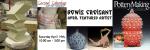 Bowie Croisant – April Second Saturday Artist