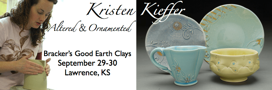 Altered & Ornamented with Kristen Kieffer Workshop