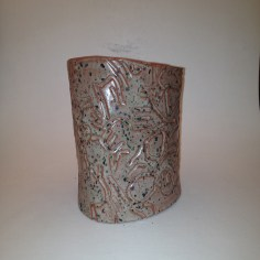 Tortilla on Earthenware Red