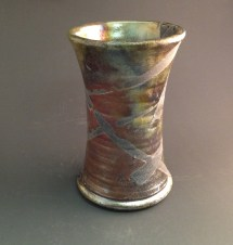 Copper Patina with tape resist