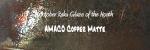 AMACO Copper Matte: October Raku Glaze of the Month