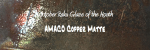 AMACO Copper Matte: October Raku Glaze of the Month