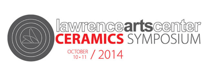 Ceramic Symposium at the Lawrence Arts Center!