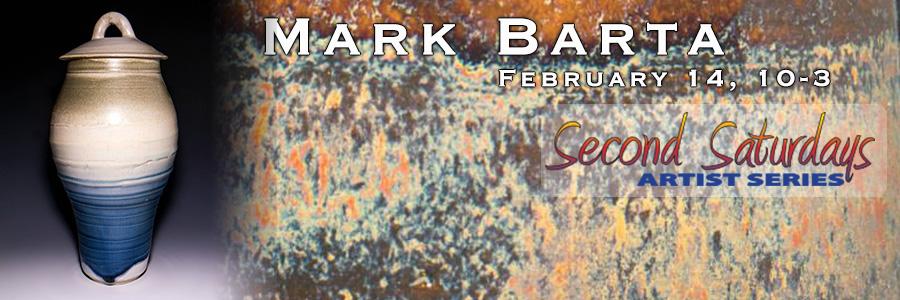 Mark Barta - February 2015 Second Saturday Featured Artist
