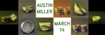 March Featured Artist – Austin Miller