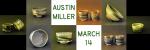 March Featured Artist – Austin Miller