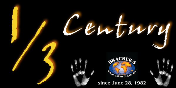 1/3 of a century!