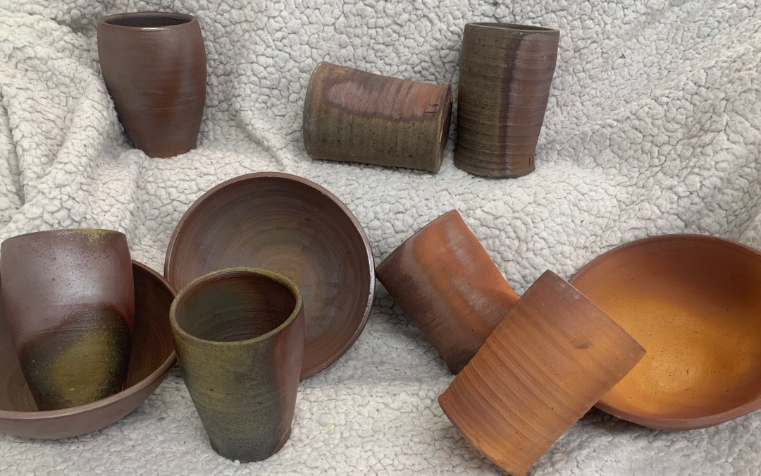 New Wood-Fire Clay Bodies from Kansas Clay!