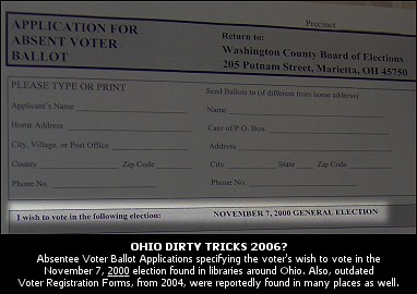 Washington County Absentee Ballot Request Form