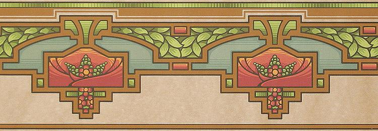 Style Border Wallpaper Craftsman