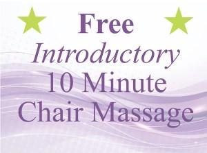 Bradbury (Free 10 MInute Massage Sign)