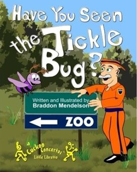 Cover of book Have You Seen the Tickle Bug?