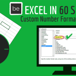 Excel in 60 Seconds: Learn How to Display Numbers in Thousands in Excel
