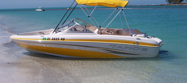 Rent this Tahoe at Bradenton Beach Marina