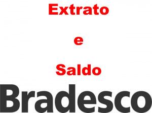 Fatura Bradescard Saldo Extrato