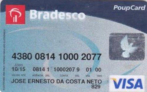 poupcard bradesco
