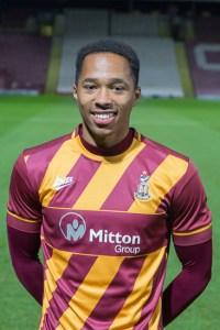 Bradford City Academy - Niah Payne